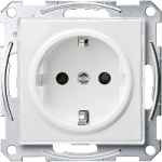 SCHUKO® Socket-outlets for special circuits, Transparent