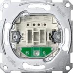 Intermediate switch insert 1 pole with locator light, 10 AX, 250 V AC, screwless terminals