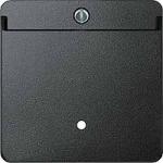 Hotel keycard holder, Anthracite