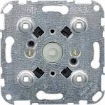 Three-step rotary switch insert, 16 A, 250 V