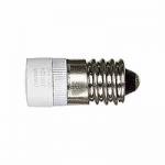 LED lamp AC 230 V, white