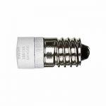 LED lamp AC 24 V, white
