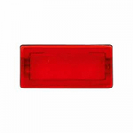 Symbols, rectangular, neutral, red transp.