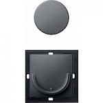 CONNECT radio push-button, Move, Anthracite