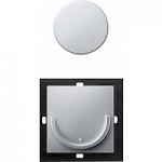 CONNECT radio push-button, Aluminium