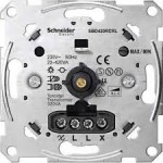 Universal rotary dimmer insert 20-430 W/VA
