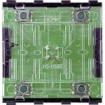 Push-button module, 2-gang