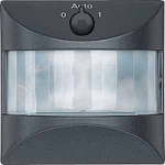 ARGUS 180 flush-mounted sensor module with switch, Anthracite