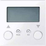 Standard blind time switch, Active White
