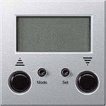 Standard blind time switch, Aluminium
