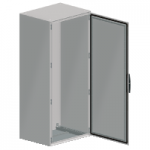 Monoblock enclosure without mounting plate Special SM, 2000x1600x400, 2 plain doors