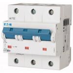 Miniature circuit breaker PLHT, 3P, 20 A, 25 kA, C