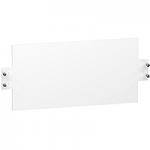 Plain mounting plate 24 modules