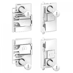 Set of 2 hinges 13,18,24  modules