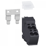 Splitter block kit for terminal block, set of 10  modules