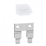 Junction block kit - for terminal block, 2 steps  modules
