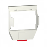 Mounting adapter for DIN rail for RPM relays with 4 C/O
