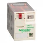 Miniature Plug-in relay RXM 3 C/O 230 V AC 10 A
