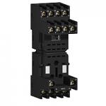 Socket RXM Mixed, Screw connector 250 V