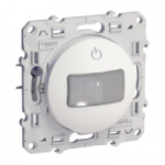 Presence and movement detector 40-350 W, 2 wires, White
