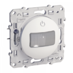 Presence and movement detector 10 A, 3 wires, White