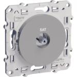 SAT socket, Aluminium