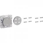 Combined relay 20 - 315 W, 2 wires, Aluminium