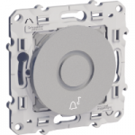 Electronic bell, doorbell, Aluminium