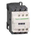 Contactor TeSys D, 3P(3 N/O) 220V AC coil, 9A