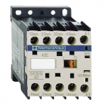 Contactor TeSys D, 3P(3 N/O) 440V DC coil, 32A