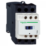Contactor TeSys D, 3P(3 N/O) 220V DC coil, 38A