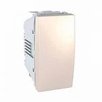 Two-way Switch, 1 module 10 AX, Ivory