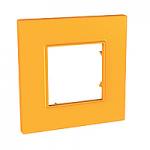 Cover Frame Unica Quadro, Cytrus, 1 gang