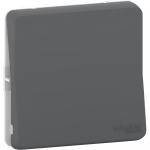 Mureva Styl - push-button flush & surface mounting - grey
