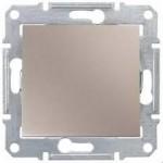 2-way Switch 10 AX - 250 V AC, Titanium