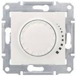 Rotary dimmer RC, 230 V, 25-325 VA, Cream