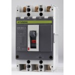 Molded Case Circuit Breaker UAB, 25 kA, 15 A, 3P, Fixed Thermal