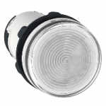 Pilot light with BA 9s base fitting ≤250 V , Clear