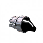 Black Standart handle, Stay put, 2 positions 90°