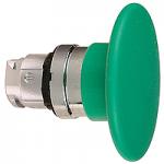 Green mushroom head 60 Ø