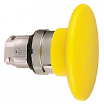 Yellow mushroom head 60 Ø