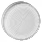 Grooved lenses for BA 9s pilot lights, White