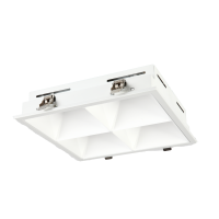 LEDPanelRc-G Sq298-11W-3000-WH-CT