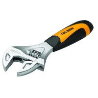 Movable wrench 165 mm, 6.5 '' maximum opening 30 mm