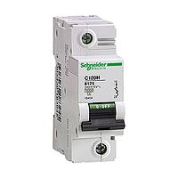 Miniature circuit breaker C120H, 1P, 125 A, B, 15 kA