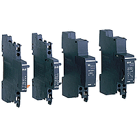 Shunt release MX + OF, 230-415 V AC, 110-130 V DC