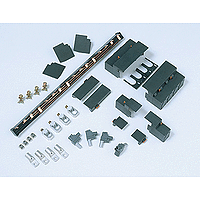 Screws and phase barriers