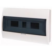 Xboard BC surface enclosure 1 x 18, with translucid door