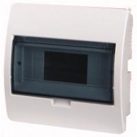 Xboard BC flush enclosure 1 x 8, with translucid door