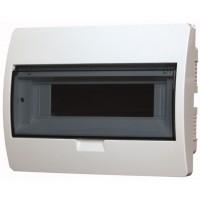 Xboard BC flush enclosure 1 x 12, with translucid door